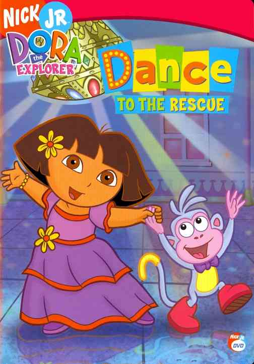 DORA THE EXPLORER:DANCE TO THE RESCUE BY DORA THE EXPLORER (DVD)